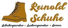Reinold Schuhe und Lederreparatur Logo